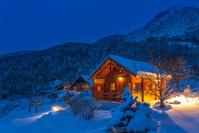 フランス アルプス 山小屋
