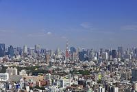 東京都 東京タワー 恵比寿から