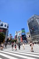 東京都, 渋谷駅前