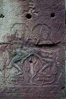 カンボジア   シェムリアップ  アンコール遺跡