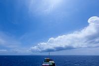 海と空と雲