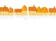 木の家の街