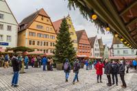ドイツ ローテンブルク クリスマスマーケット