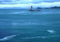 しまなみ海道 潮動く瀬戸の海
