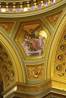 ハンガリー ブタペスト 聖ステファン大聖堂