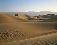 アメリカ合衆国  デスバレーの砂漠