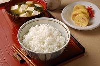ご飯と味噌汁とだし巻き玉子