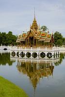 バーン・パイン宮殿 アユタヤ タイ