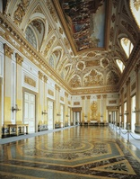 イタリア カンパーニア州 カゼルタ宮殿
