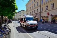 オーストリア インスブルック 救急車