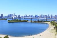 東京都 お台場海浜公園