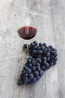 ワインと葡萄