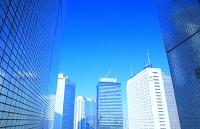 東京都 西新宿 高層ビル群