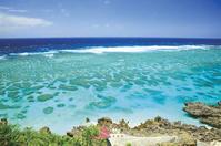 沖縄県 イムギャーマリンガーデンの美しい海