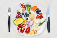 がんの予防に推奨される食材