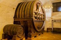 ドイツ ハイデルベルク城 ワイン樽