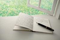 窓辺に日記