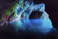 北海道 青の洞窟クルーズ