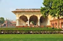 インド アーグラ城