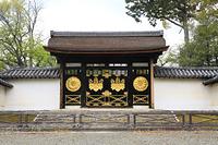 京都府 醍醐寺 国宝の唐門