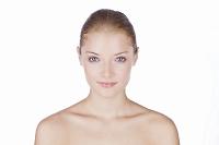 外国人女性 美容イメージ