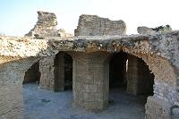 チュニジア カルタゴ遺跡 アントニヌスの浴場跡
