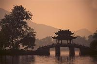 中国 杭州 西湖