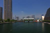 東京の水門・豊洲水門