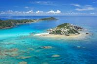 沖縄県 渡嘉敷島 ハナレ島