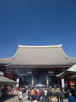 東京都 浅草寺本堂
