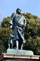 東京都 上野恩賜公園 西郷隆盛像