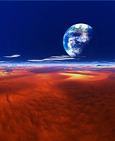 惑星砂丘と地球
