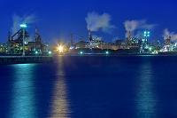 愛知県 名古屋港の工場夜景