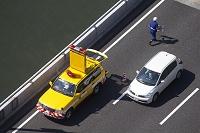 大阪府 高速道路パトロールカー