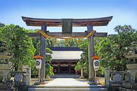山口県 萩市 松陰神社