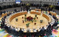 EU首脳会議 英の離脱問題を主要議題とし協議