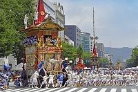 京都府 祇園祭 菊水鉾