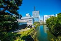 東京都  北の丸公園 清水門