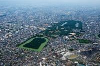 大阪府 堺市 仁徳天皇陵と履中天皇陵