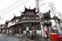 中国 上海 学宮街