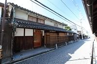 大阪府 寺内町の町家