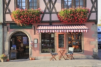 ドイツ ロマンティック街道 ローテンブルク 街角