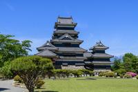 長野県 松本市 松本城