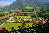 スイス グリュイエール グリュイエール城