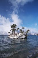 青森県 十和田湖 恵比寿大黒島