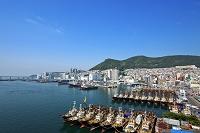 韓国 釜山市街