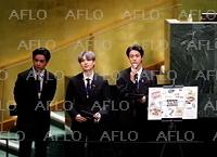 BTSが国連総会で演説