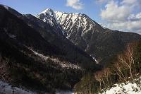 長野県 常念岳