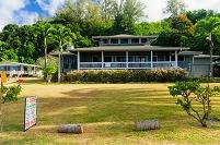 ハワイ カウアイ島 アニニ・ビーチ・パーク