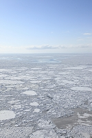 北海道 流氷